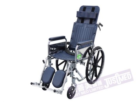 高背及傾斜輪椅