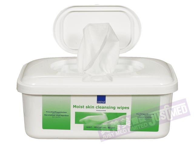 消毒濕紙巾及其他