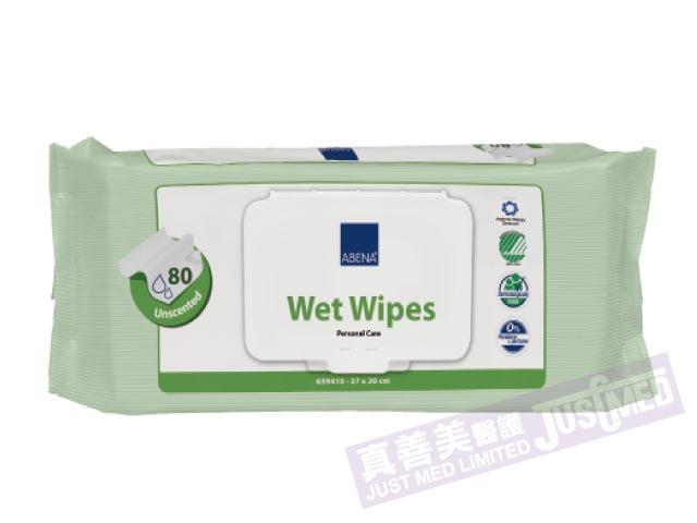 丹麥雅保Abena清潔濕紙巾